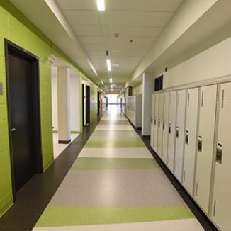Corridor etage1